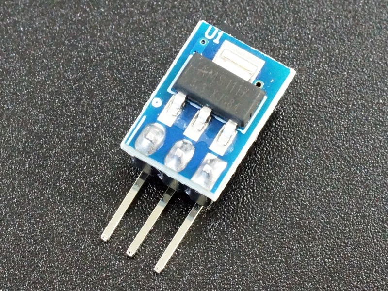 AMS1117 5V to 3V Regulator Module