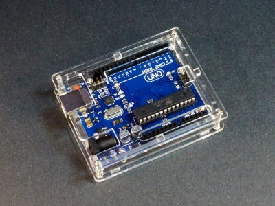 Arduino Uno Acrylic Enclosure