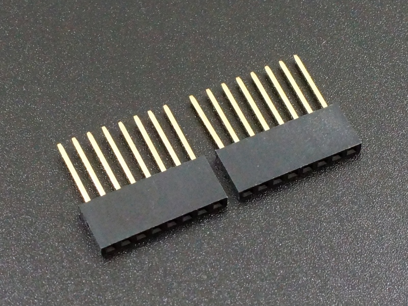 Header Stackable 1 x 8 2-Pack