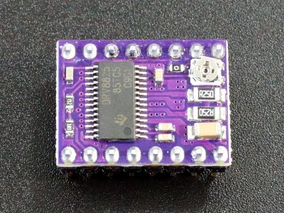 DRV8825 Stepper Motor Driver - Top