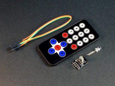 IR Remote Control Kit