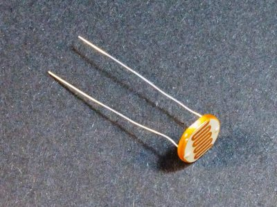 LDR - Light Sensitive Resistor 12mm