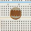 LDR - Light Sensitive Resistor 12mm - Top
