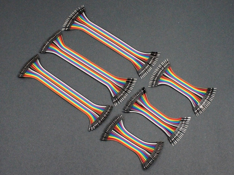 20-Pin Jumper Cable Kit -120 wires