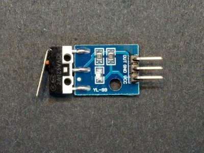 Collision Switch Module - Top