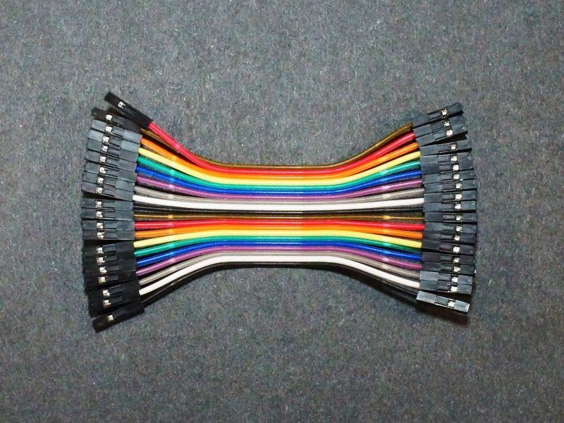 ผลการค้นหารูปภาพสำหรับ 4.Jumper Wires