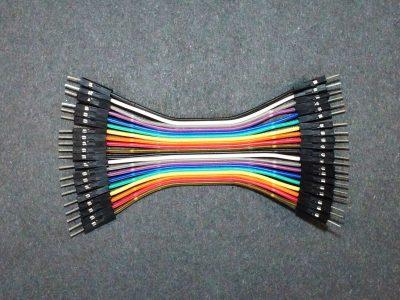 Jumper M-M 10CM 20-Pin