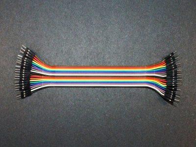 Jumper M-M 20CM 20-pin