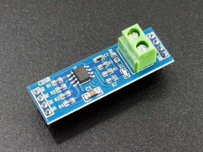MAX485 RS-485 Interface Module