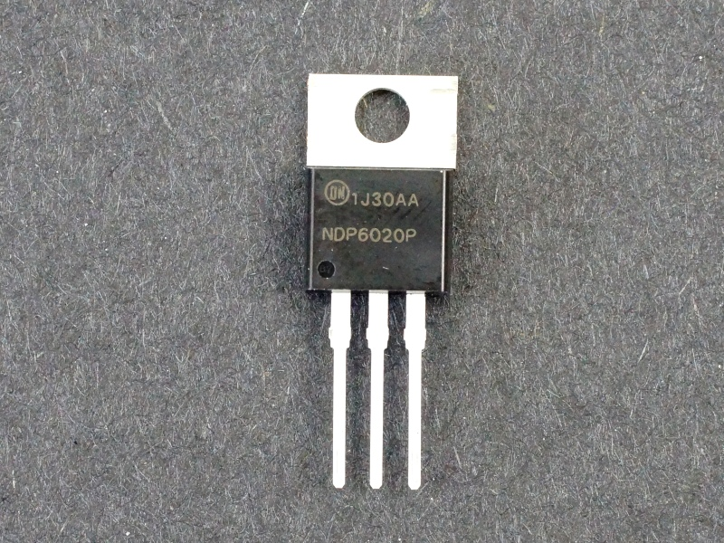 MOSFET NDP6020P