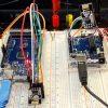NRF24L01 Module - Test Setup