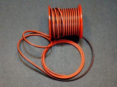 Silicone Wire 20AWG - Parallel