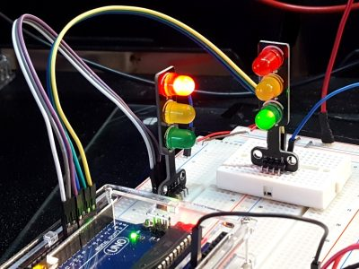 Traffic Light Module - Operation