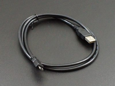 USB to Micro-B Cable - 3 feet