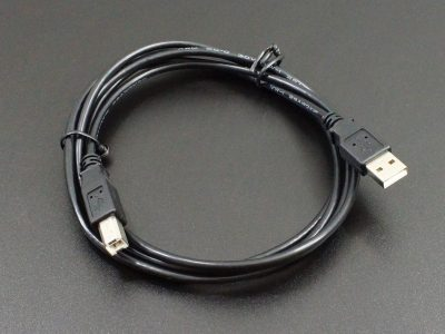 USB to Type B Cable - 6ft