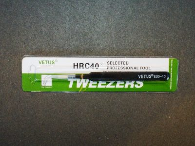 Vetus ESD-13 Tweezer - Packaging