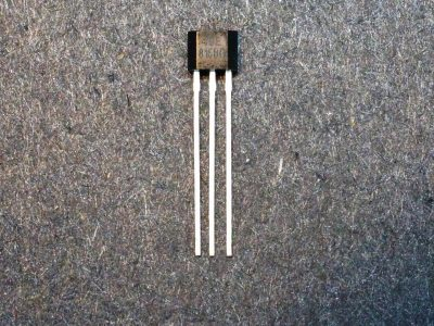 49E Analog Hall Effect Sensor