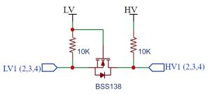 Bi-Directional Level Shifter Circuit 2