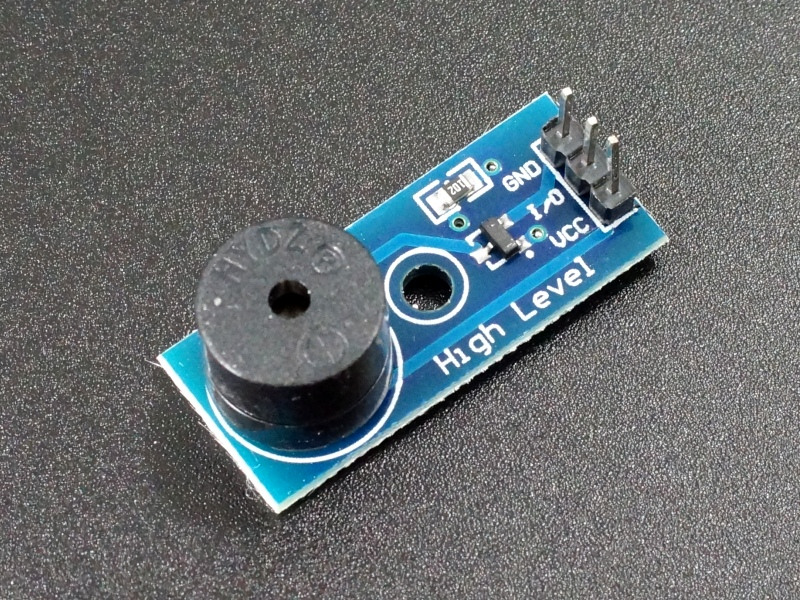 Buzzer Alarm with Transitor Driver