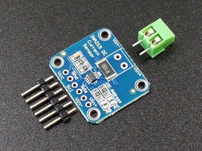INA219 DC Current Sensor Module
