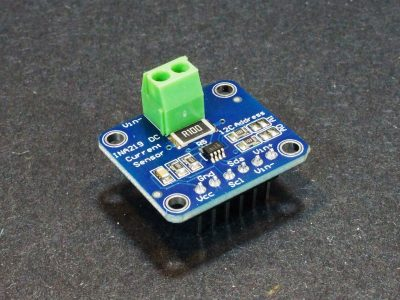 INA219 DC Current Sensor Module - Assembled