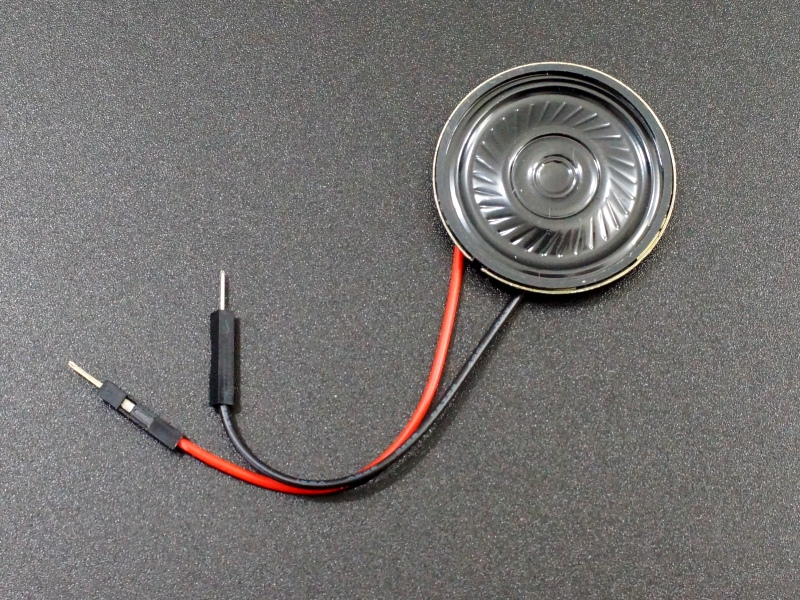 Speaker 36mm 0.5W 8ohm - With Leads