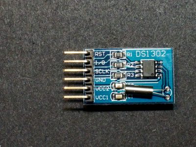 DS1302 RTC Module - Front