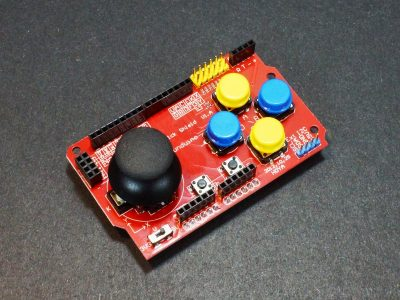 Funduino Joystick Shield