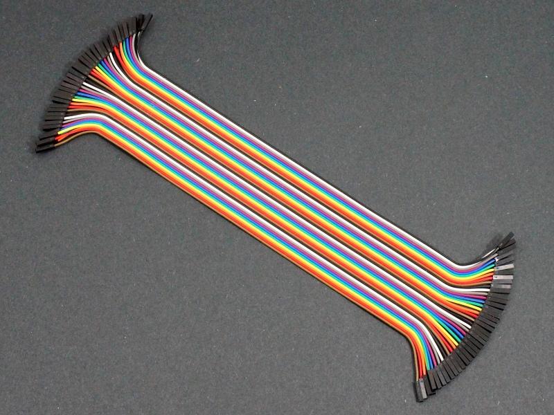 Jumper 30cm F-F 40-Pin
