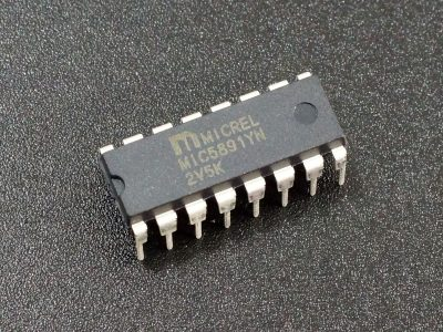 MIC5891N HV 8-Bit Shift Register