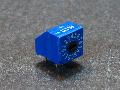 Alcoswitch Hex Rotary Switch