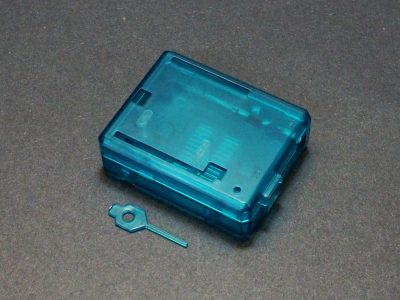 Arduino Uno Blue Case
