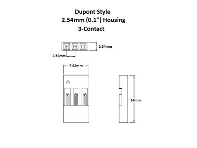 Dupont Housing 3-Contact Details