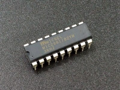 MIC2981 HV 8-Channel Driver
