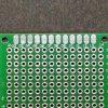 PCB 4x6 cm Universal PCB Board - Closeup