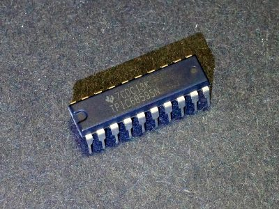 TPIC6B595N Power Shift Register
