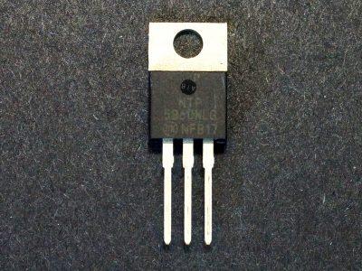 Transistor NTP5860NL