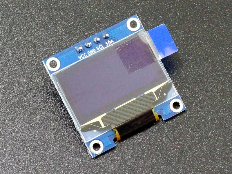 OLED 0.9 Blue I2C