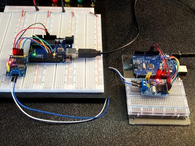 MCP2515 CAN Bus Module - In Operation
