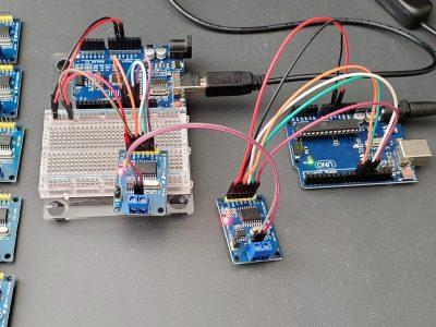 MCP2515 CAN Bus Module - In Test