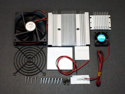 Thermoelectric Peltier TEC1-12706 Kit