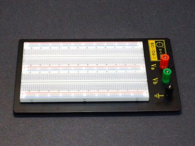 Breadboard Assembly 1560 - Side (Pro Series)