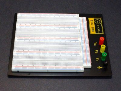 Breadboard Assembly 3220 - Side (Pro Series)