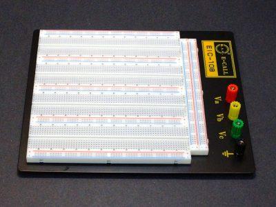 Breadboard Assembly 3220 - Side (Pro Series)