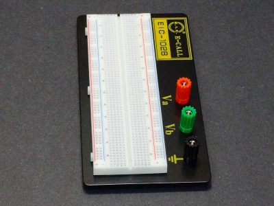 Breadboard Assembly 830 - Side (Pro Series)
