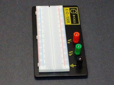 Breadboard Assembly 830 - Side (Pro Series)