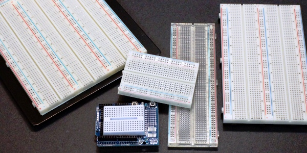 Breadboard Example Sizes