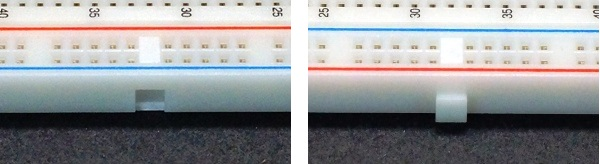 Breadboard Slot and Tab Example