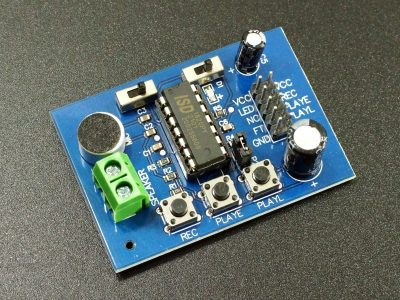 ISD1820 Voice Record and Playback Module
