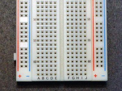 Solderless Breadboard 830 - Details (Pro Line)